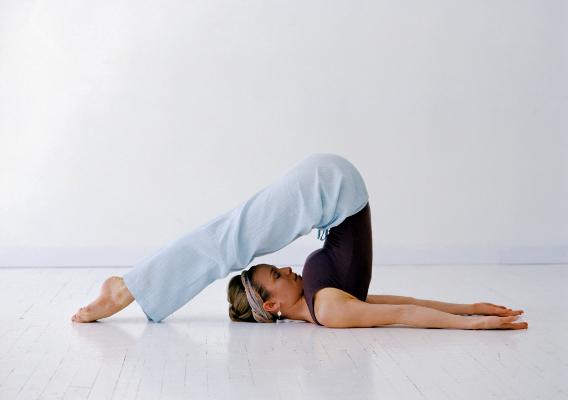 Блок для йоги atemi