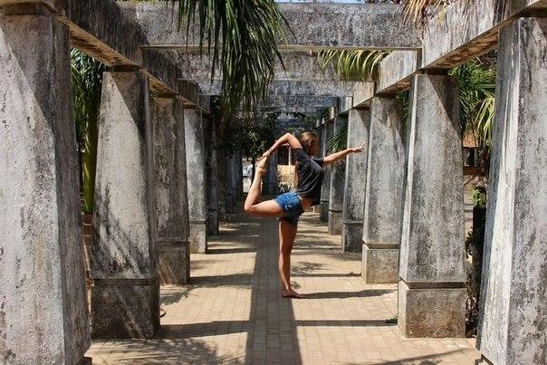 ирина ваулина йога флоу