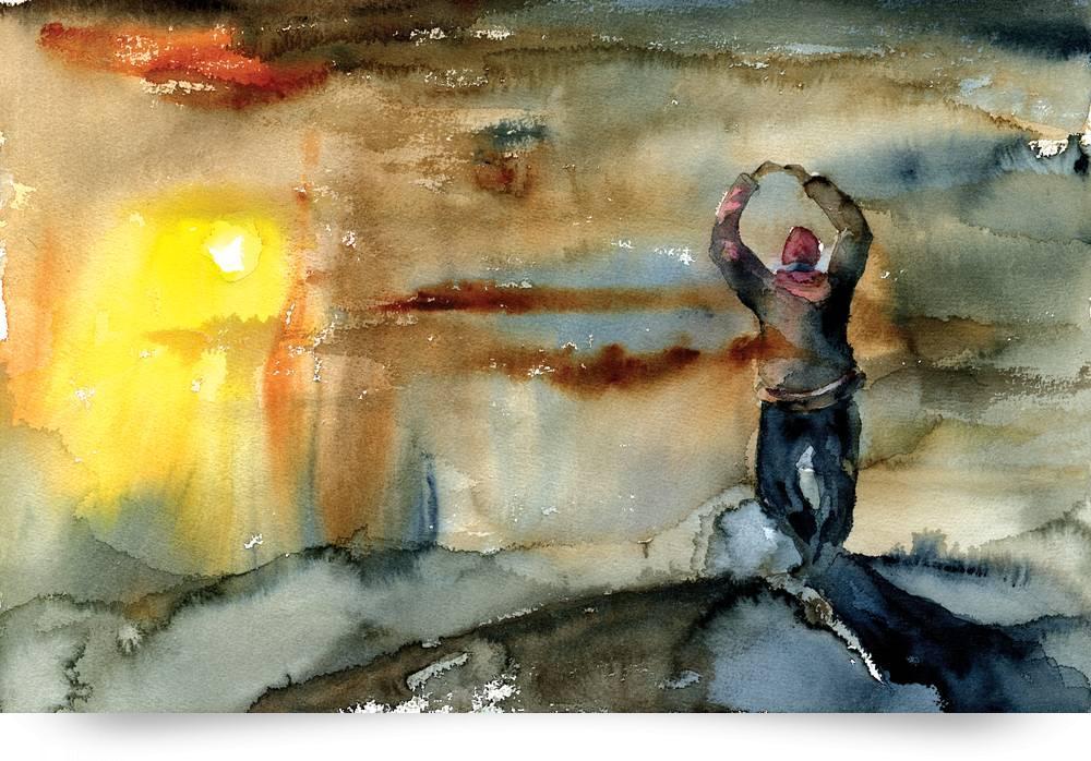 Сурья Намаскар или Приветствие Солнцу