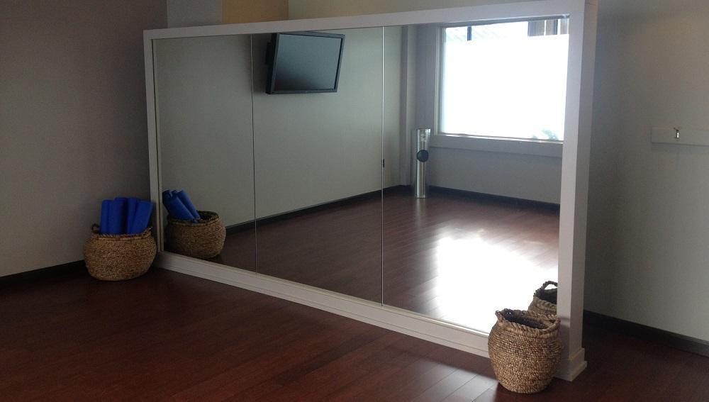 Yoga Floor yoga room chicago airport