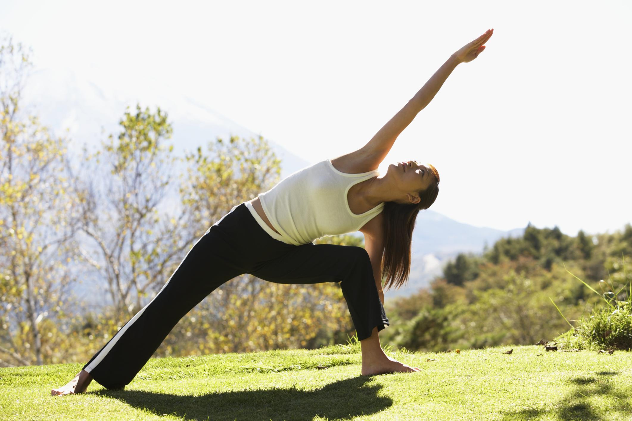 витамин D йога