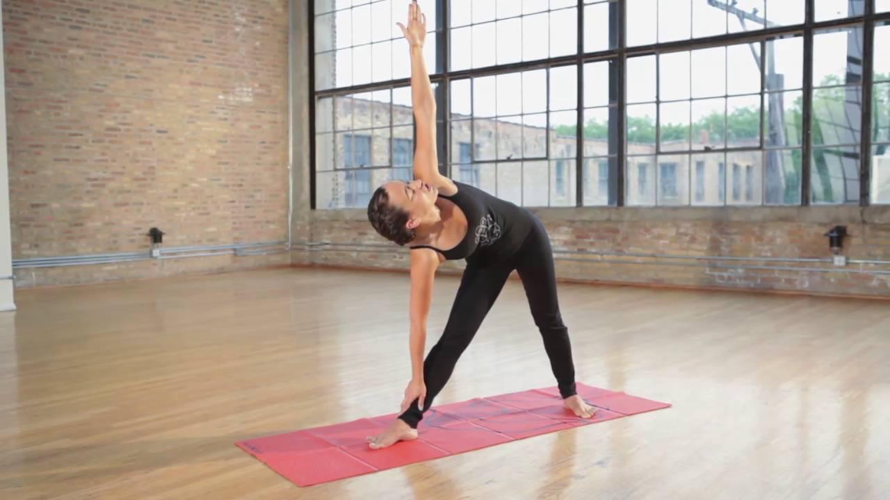 йога при остеохондрозе