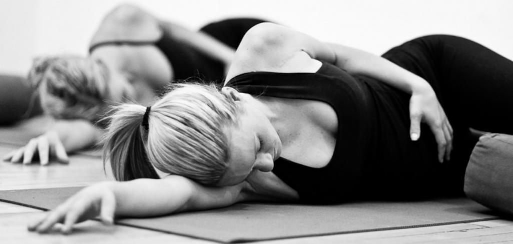 Йога во 2-ом триместре (с 16 по 28 неделю)