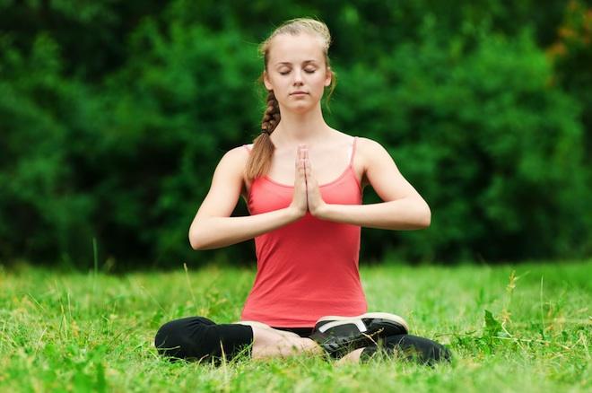 Рецепт здоровой загорелой кожи от йоги