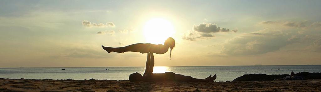 Акро-йога (парная йога)